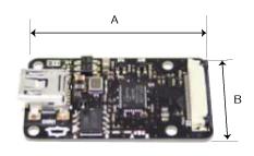 USBインターフェイスボード